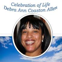 Debra Ann Coaston Allen