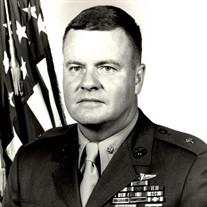 Major David George Yarrington Sr. (USMC retired)