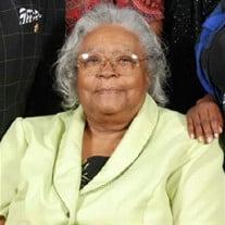 Ms. Dorothy Elois Upchurch