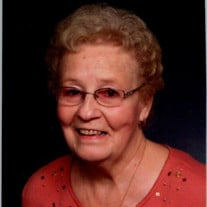 Mrs. Anita B. (Trombley) McCann