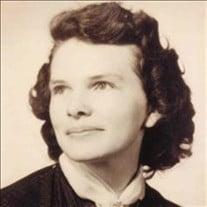 Myrtle Alice Hughes