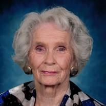 Mrs. Laura Mae Richardson Cobb