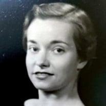 Judith Mary Nelson