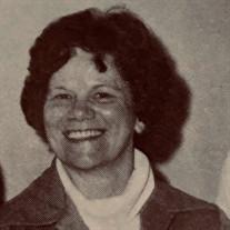Marlene Dorothea Wynn (nee Sitze)