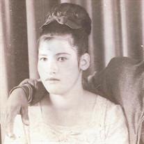 Josefina Tiscareno Gonsalez