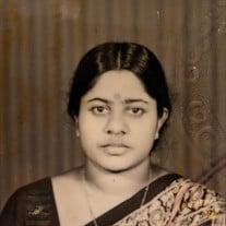 Sri Ranjani Ananthanathan