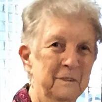 Mrs. Peggy Jean Kirkpatrick Bragg