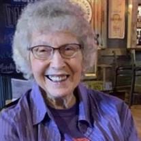 Shirley Mae Hamann