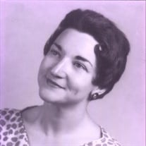 Mrs. Anne Elizabeth McCrory Hopkins