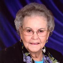 Betty Jo Nuttall
