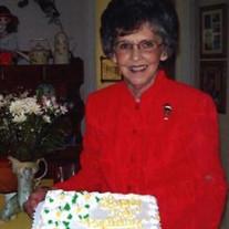 Ms. Bonnie Marie Blackburn
