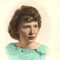 Frances Henderson Ledford