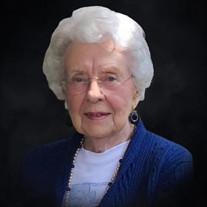 Mrs. Mildred Aneta Bennett Barcus