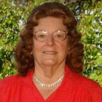 Mrs. Mary Ann Beggs