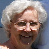"""Mrs. Ann """"Nancy"""" Loughlin Newman"""