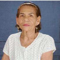 Juana Mercedes Paniagua