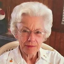 Mary V. Newboles