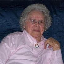 """Virginia C. """"Granny"""" Evans"""