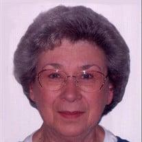 Mrs. BARBARA JEAN SUTHERLAND PHILLIPS