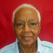 Shirley Ann Stevenson Dixon