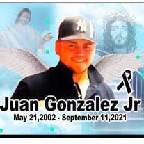 Juan Gonzalez, Jr.