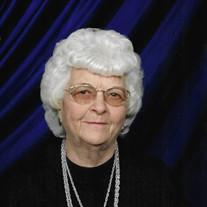 Eunice Naomi Bays