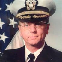 Captain Don Allen Sharer