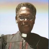 Elder Ralph Maurice Stewart Sr.