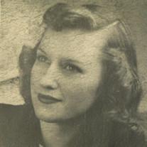 Betty Lou Tyson (Terrell)