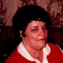 Linda Jean Jones