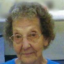 Lillian Mable Copley McCarraher