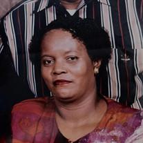 Sis. Gloria (MISS-C) Bryant