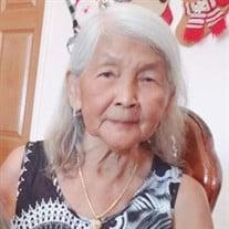 Juanita Curammeng Mendoza