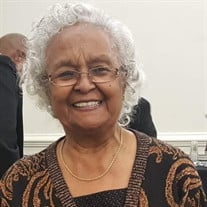 Mrs. Mattie Lou Ward