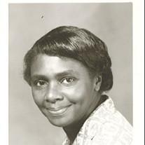 Mrs. Eunice L. Dickerson