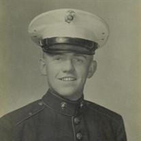 """Sgt John Harry """"Junior"""" Weaver"""