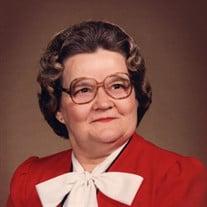 Betty Jane Minck Puckett