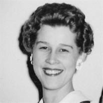 Doris Mae Cooley Benson