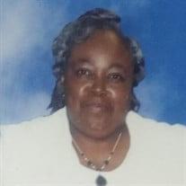 Mrs. Rosa Mae Edmond