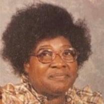 Mrs. Alberta Turner