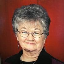 Betty Brown Meadows Vaughn