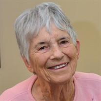 Ruth Amy Henry (née Widdowson)