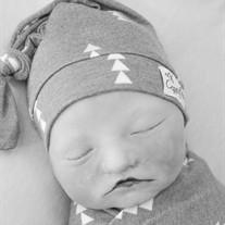 Baby William Freeman