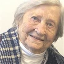 Mrs. Birgit Hunaeus Darby