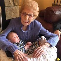 Gertrude Ann Raymond