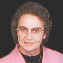 Mary Louise Ryckman