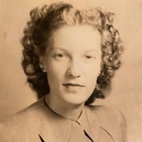 """Bertha Berniece """"Buncy"""" Magruder"""