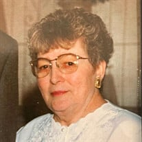 Mrs. Joyce Marie Meyers