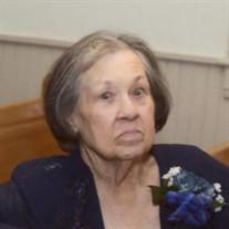 Mary Ruth Strader Hunnicutt