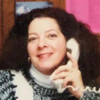 "Patricia ""Patti"" Ann (Vinciguerra) Sparks"